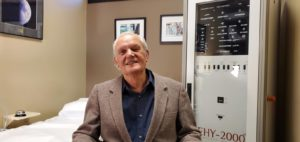 Conventional and Naturopathic Cancer Therapies: One patient's story of living with prostate cancer